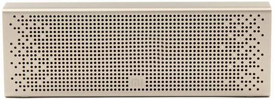 Портативная акустика Xiaomi Mi Bluetooth Speaker золотистый QBH4057US
