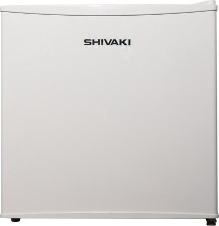 Холодильник SHIVAKI SDR-052W белый холодильник shivaki sdr 054s