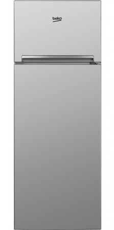 Холодильник Beko RDSK240M00S серебристый холодильник beko rdsk 240m00 w