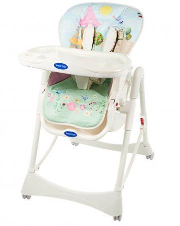 Стульчик для кормления Sweet Baby Happy (land) стульчик для кормления chicco 2в1 happy land