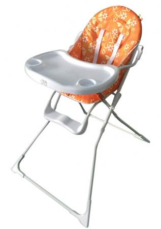 цена на Стульчик для кормления Sweet Baby Simple (orange)