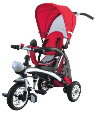 Велосипед трехколёсный Sweet Baby Mega Lexus Trike 12*/10* красный