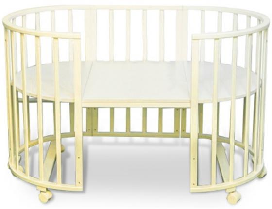 Кроватка без маятника Sweet Baby Delizia (avorio/слоновая кость) sweet baby perfetto avorio