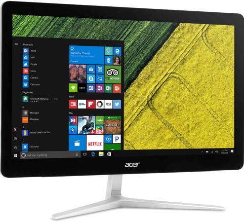 """все цены на Моноблок 23.8"""" Acer Aspire Z24-880 1920 x 1080 Intel Core i3-7100T 4Gb 1Tb nVidia GeForce GT 940МХ 2048 Мб Windows 10 черный DQ.B8TER.001 онлайн"""