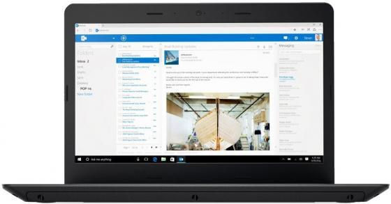 Ноутбук Lenovo ThinkPad Edge 470 14 1920x1080 Intel Core i3-6006U 180 Gb 4Gb Intel HD Graphics 520 черный DOS 20H10080RT ноутбук lenovo thinkpad edge e570 15 6 1366x768 intel core i3 6006u 500gb 4gb intel hd graphics 520