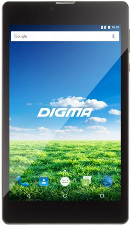 Планшет Digma Plane 7700T 7 8Gb черный Wi-Fi 3G Bluetooth LTE Android PS1127PL digma optima m7 7 tt7008aw 8gb wi fi black