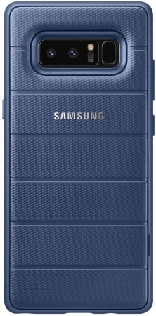 Чехол Samsung EF-RN950CNEGRU для Samsung Galaxy Note 8 Protective Standing Cover Great синий чехол клип кейс samsung alcantara cover great для samsung galaxy note 8 хаки [ef xn950akegru]