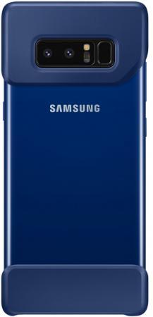 Чехол Samsung EF-MN950CNEGRU для Samsung Galaxy Note 8 2Piece Cover Great синий чехол клип кейс samsung alcantara cover great для samsung galaxy note 8 хаки [ef xn950akegru]