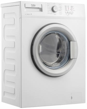 Стиральная машина Beko WRS 45P1 BWW белый стиральная машина beko wrs 45p1 bww page 1 page 8 page 9