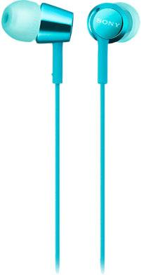 Наушники SONY MDREX155LI.E голубой наушники ultrasone hfi 780