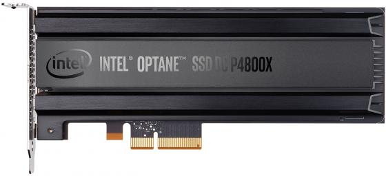 Фото Твердотельный накопитель SSD PCI-E 375Gb Intel P4800X Series Read 2400Mb/s Write 2000Mb/s SSDPED1K375GA01 953028 pci e to