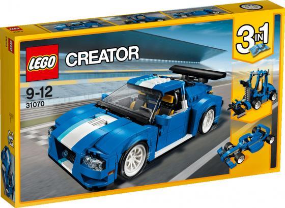 Конструктор LEGO Гоночный автомобиль 31070 664 элемента