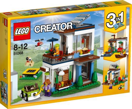 Конструктор LEGO Современный дом 31068 386 элементов хочу квартиру на 16 этаже в жк панорама