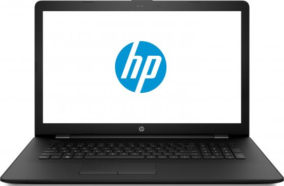 Ноутбук HP 17-ak040ur 17.3 1600x900 AMD A6-9220 500 Gb 4Gb AMD Radeon 520 2048 Мб черный Windows 10 Home 2CP55EA ноутбук hp 17 ak079ur 17 3 1920x1080 amd a9 9420 500 gb 4gb amd radeon 530 2048 мб черный windows 10 home 2qh68ea