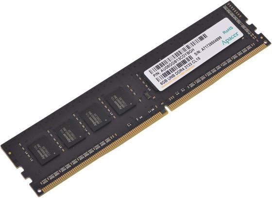 Оперативная память 8Gb (1x8Gb) PC4-17000 2133MHz DDR4 DIMM CL15 Apacer EL.08G2R.CDH цена