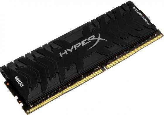 Оперативная память 16Gb PC4-19200 2400MHz DDR4 DIMM CL12 Kingston HX424C12PB3/16 оперативная память kingston 16gb 2400mhz ddr4 dimm kvr24se17d8 16