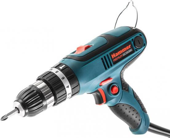 Дрель-шуруповёрт Hammer DRL320 PREMIUM 320Вт hammer nap 200a 16