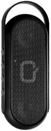 Портативная акустика Qumo X4 BT0004 bluetooth черный портативная колонка qumo esquire серый