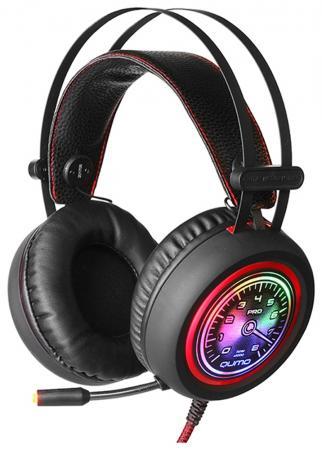Гарнитура QUMO Drift GHS007 черный красный