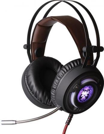 лучшая цена Гарнитура QUMO Avalon GHS006 черный