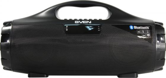 Портативная акустика Sven PS-460 18Вт Bluetooth черный