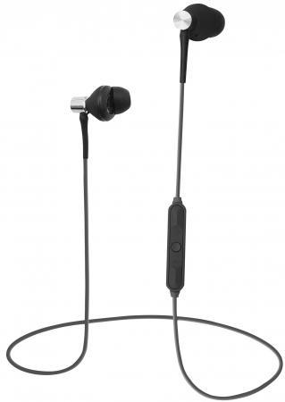 Гарнитура QUMO Freedom Style Mini BT-0011 серый черный цена