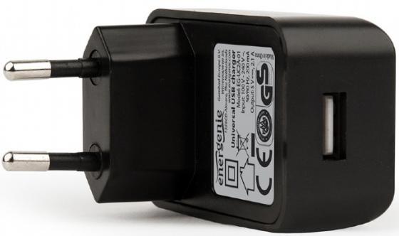 Сетевое зарядное устройство Energenie EG-UC2A-01 2.1A USB черный