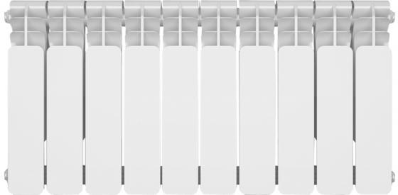 Радиатор Sira Alice 350 х10 секций SFAB035010XX алюминиевый радиатор sira rovall80 350 12 секций