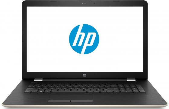 Ноутбук HP 17-bs021ur 17.3 1600x900 Intel Pentium-N3710 1 Tb 4Gb AMD Radeon 520 2048 Мб золотистый Windows 10 Home ноутбук lenovo ideapad 320 15 15 6 1920x1080 intel pentium n4200 1 tb 4gb amd radeon 520 2048 мб черный windows 10 home