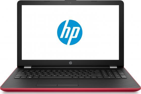 Ноутбук HP 15-bw057ur 15.6 1920x1080 AMD A9-9420 1 Tb 6Gb AMD Radeon 520 2048 Мб красный Windows 10 Home ноутбук lenovo ideapad 320 15 15 6 1920x1080 intel pentium n4200 1 tb 4gb amd radeon 520 2048 мб черный windows 10 home