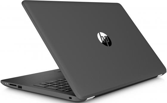 "Ноутбук HP 15-bw055ur 15.6"" 1920x1080 AMD A9-9420 1 Tb 6Gb AMD Radeon 520 2048 Мб серый Windows 10 Home 2BT73EA"