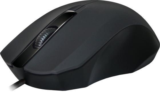 лучшая цена Мышь проводная Defender MM-310 чёрный USB 52310
