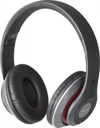 Гарнитура Defender FreeMotion B570 серый красный 63570 стоимость