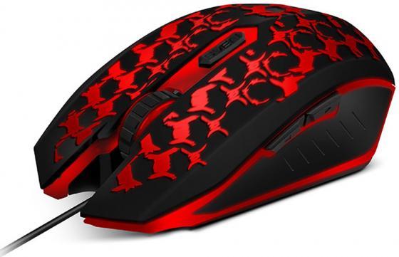 Мышь проводная Sven RX-G930 чёрный USB