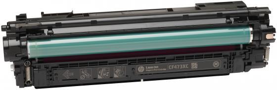 Картридж HP 657X CF473X для HP CLJ MFP M681/M682 пурпурный 23000стр картридж hp 23 c1823d