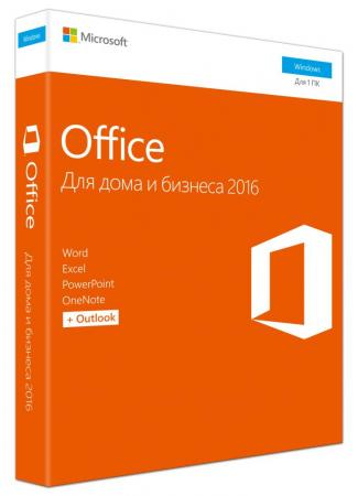 Офисное приложение MS Office Home and Business 2016 32/64 Russian Russia Only DVD No Skype P2 T5D-02705-C в комплекте с CorelPaintShopPro X9 офисное приложение microsoft office home and business 2016 32 64 russian only dvd t5d 02705