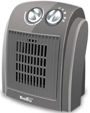 Тепловентилятор BALLU BFH/C-20N 1500 Вт серый ballu plaza ext bep ext 1500 1500