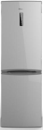 Холодильник Candy CKHN 202 IX серебристый
