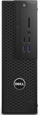 Системный блок DELL Precision 3420 SFF Intel Core i7 7700 8 Гб 256Гб nVidia Quadro P1000 4096 Мб Windows 10 Pro 3420-4506 системный блок