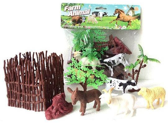 Игровой набор Shantou Gepai Farm Animal play doh игровой набор магазинчик домашних питомцев