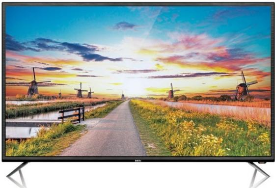 Телевизор 49 BBK 49LEX-5027/FT2C черный 1920x1080 50 Гц Wi-Fi Smart TV SCART S/PDIF VGA RJ-45 телевизор led 40 bbk 40lex 5027 t2c черный 1366x768 50 гц wi fi smart tv vga rj 45