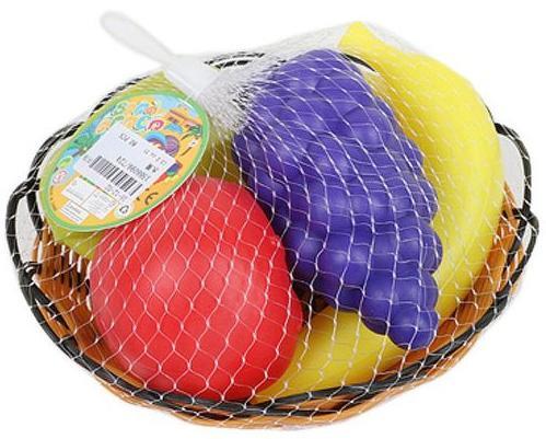 Игровой набор Shantou Gepai Фруктовая корзинка феникс учебное пособие фруктовая корзинка