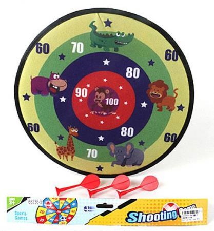Спортивная игра дартс Shantou Gepai Веселая Африка 66336-9 спортивная игра shantou gepai дартс 6927715626742