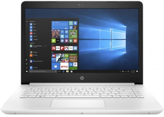Ноутбук HP 14-bp009ur 14 1366x768 Intel Core i3-6006U 500 Gb 4Gb Intel HD Graphics 520 белый Windows 10 Home 1ZJ42EA bp 3 home garden