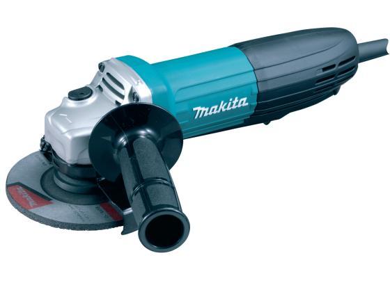 Углошлифовальная машина Makita GA5034 720 Вт углошлифовальная машина sturm ag9514e 1100 вт