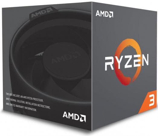 все цены на Процессор AMD Ryzen 3 X4 R3-1200 YD1200BBAEBOX Socket AM4 BOX онлайн