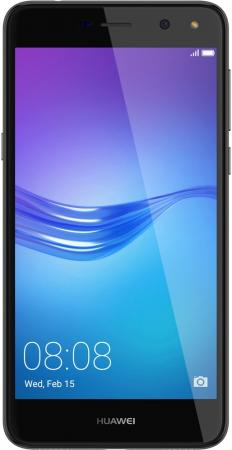 Смартфон Huawei Y5 2017 серый 5 16 Гб Wi-Fi GPS 3G MYA-U29 51050NFF смартфон micromax q334 canvas magnus черный 5 4 гб wi fi gps 3g