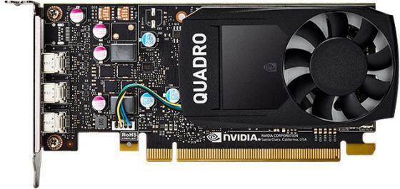 Видеокарта HP Quadro P400 1ME43AA PCI-E 2048Mb GDDR5 64 Bit Retail видеокарта pny quadro p400 vcqp400dvi pb pci e 2048mb 64 bit retail