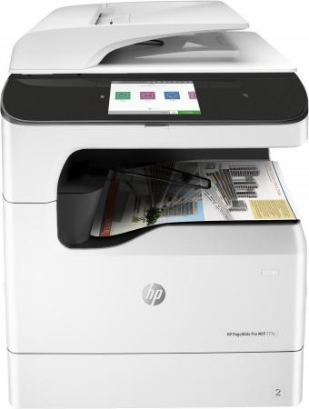 МФУ HP PageWide Pro 777z Y3Z55B цветное A3 65ppm 1200x1200dpi Ethernet Wi-Fi USB Bluetooth Y3Z55B мфу hp officejet pro 8710 d9l18a цветное а4 22ppm с дуплексом автоподатчиком и wi fi