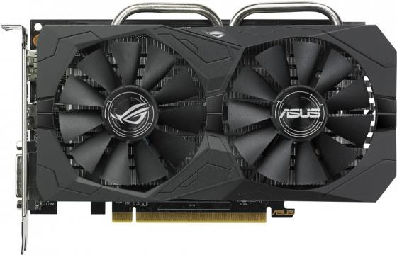 Видеокарта ASUS Radeon RX 560 ROG-STRIX-RX560-O4G-GAMING PCI-E 4096Mb GDDR5 128 Bit Retail pci e to